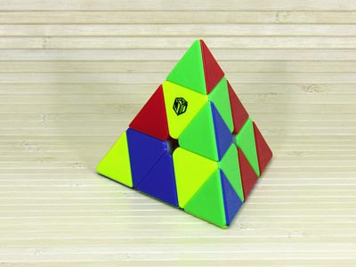 Pyraminx X-Man Bell M (magnetic)