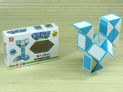 Змейка Рубика QiYi (24 элемента)
