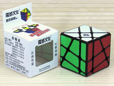 Crazy Fisher Cube MoYu