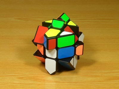 Куб Тоні Фішера YongJun v2