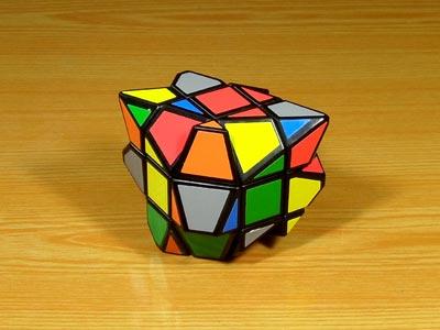 Hexagonal Bipyramid 3x3 Diansheng