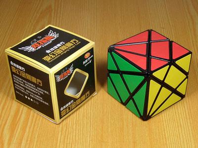 Аксис-куб (Аксель-куб) YongJun