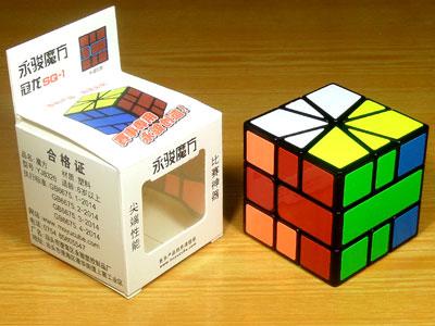Square-1 YongJun GuanLong