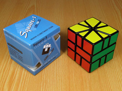 Скваєр-1 CubeTwist