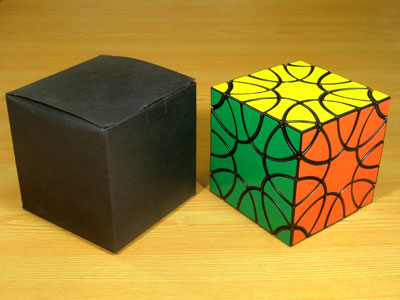 Clover Cube VeryPuzzle