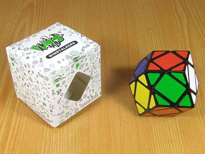 Rhombic Dodecahedron 3x3 LanLan