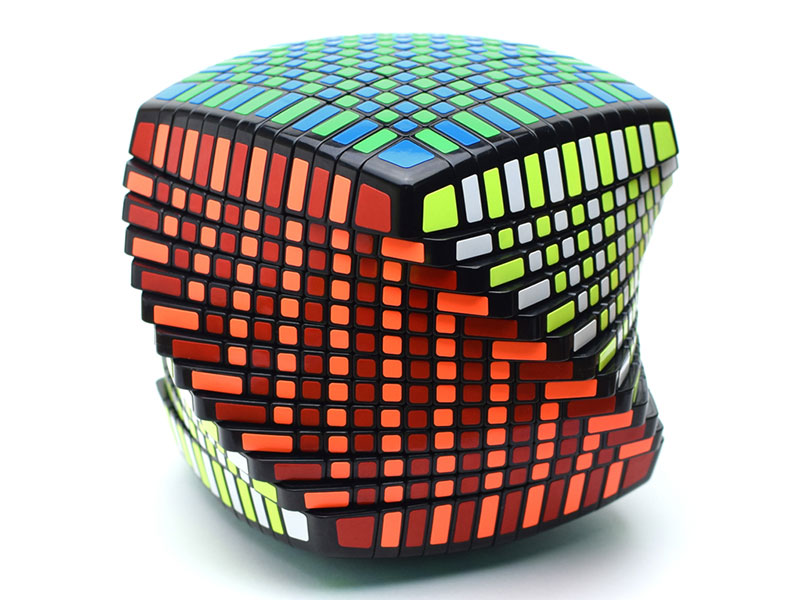 Moyu 13x13 biggest rubik s cube in the world puzzle shop