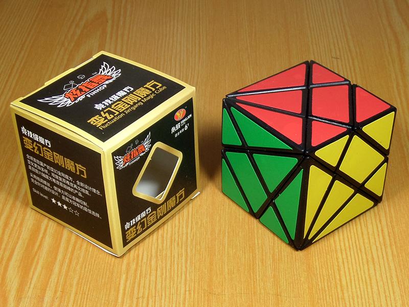 Axis Cube Axel Yj Black White Puzzle Shop Cutcorner
